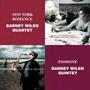 藝人名: B - Barney Wilen バルネウィラン / New York Romance / Passione 【CD】