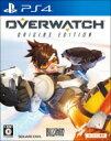 【送料無料】 Game Soft (PlayStation 4) / オーバーウォッチ オリジンズ・エディション 【GAME】