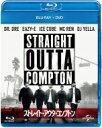 ストレイト・アウタ・コンプトン / ストレイト・アウタ・コンプトン ブルーレイ+DVDセット 【BLU-RAY DISC】