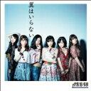 AKB48 / 翼はいらない 【Type C 初回限定盤】 【CD Maxi】