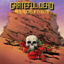 Artist Name: G - 【送料無料】 Grateful Dead グレートフルデッド / Live Red Rocks Amphitheatre, Morrison, Co 7 / 8 / 78 (3CD) 輸入盤 【CD】