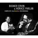 Artist Name: B - 【送料無料】 Booker Ervin / Horace Parlan / Complete 4tet / 5tet / 6te Recordings 輸入盤 【CD】