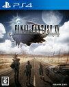 【送料無料】 Game Soft (PlayStation 4) / 【PS4】ファイナルファンタジーXV 【GAME】