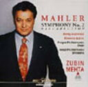 Composer: Ma Line - Mahler マーラー / Sym, 2, : Mehta / Ipo Gustafson Quivar 【CD】