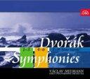 Composer: Ta Line - 【送料無料】 Dvorak ドボルザーク / 交響曲全集 ノイマン&チェコ・フィル(1981〜87)(6CD) 輸入盤 【CD】