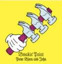Artist Name: P - 【送料無料】 Peter Bjorn & John ピータービヨーンアンドジョン / Breakin' Point 輸入盤 【CD】