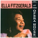 艺人名: E - Ella Fitzgerald エラフィッツジェラルド / Ella At The Opera House + 9 【SHM-CD】
