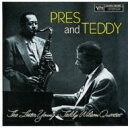 Artist Name: L - Lester Young/Teddy Wilson レスターヤング/テディウィルソン / Pres And Teddy + 1 【SHM-CD】