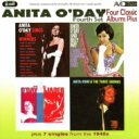 Artist Name: A - Anita O'day アニタオデイ / Four Classic Albums Plus 輸入盤 【CD】