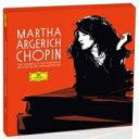 Composer: A Line - 【送料無料】 Argerich アルゲリッチ / マルタ・アルゲリッチ/DGショパン録音全集(5CD) 輸入盤 【CD】