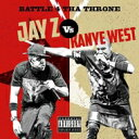 Artist Name: J - Jay Z & Kanye West / Battle 4 Tha Throne 輸入盤 【CD】