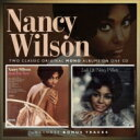 藝人名: N - Nancy Wilson ナンシーウィルソン / Just For Now / Lush Life 輸入盤 【CD】