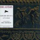 Composer: Ha Line - Brahms ブラームス / ピアノ・ソナタ第3番 エリック・ハイドシェック(1970年代) 輸入盤 【CD】