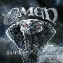 Artist Name: O - 【送料無料】 Omen / Hammer Damage 輸入盤 【CD】