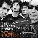 【送料無料】 Rolling Stones ローリングストーンズ / Totally Stripped (4DVD+CD) 【DVD】