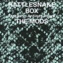 【送料無料】 THE MODS モッズ / RATTLESNAKE BOX THE MODS Tracks in Antinos Years 【完全生産限定盤】 【BLU-SPEC CD 2】