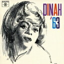 艺人名: D - Dinah Washington ダイナワシントン / Dinah '63 【SHM-CD】