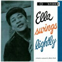 Artist Name: E - Ella Fitzgerald エラフィッツジェラルド / Ella Swings Lightly + 4 【SHM-CD】
