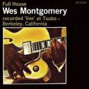 Artist Name: W - 【送料無料】 Wes Montgomery ウェスモンゴメリー / Full House (プラチナshm-cd) 【SHM-CD】