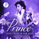 Prince プリンス / Purple Reign In New York 輸入盤 【CD】