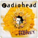 Artist Name: R - Radiohead レディオヘッド / Pablo Honey 輸入盤 【CD】