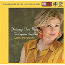 Artist Name: N - 【送料無料】 Nicki Parrott ニッキパロット / Yesterday Once More: Carpenters Song Book 【SACD】