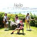GIRLFRIEND / Hello 【初回限定盤】 【CD】