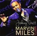 Artist Name: J - Johnny Britt / Marvin Meets Miles 輸入盤 【CD】
