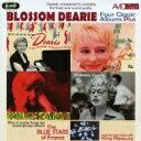 艺人名: B - Blossom Dearie ブロッサムディアリー / Four Classic Albums Plus 輸入盤 【CD】