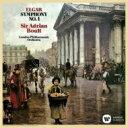 作曲家名: A行 - Elgar エルガー / 交響曲第1番 エードリアン・ボールト & ロンドン・フィル 【CD】