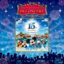 """【送料無料】 Disney / 東京ディズニーシー15周年""""ザ・イヤー・オブ・ウィッシュ""""イン・コンサート 【CD】"""