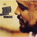艺人名: C - Charles Mingus チャールズミンガス / Mingus, Mingus, Mingus, Mingus, Mingus 【SHM-CD】