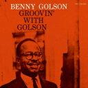藝人名: B - Benny Golson ベニーゴルソン / Groovin' With Golson 【SHM-CD】