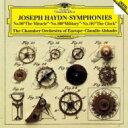 作曲家名: Ha行 - Haydn ハイドン / 交響曲第96番『奇蹟』、第100番『軍隊』、第101『時計』 クラウディオ・アバド & ヨーロッパ室内管弦楽団 【SHM-CD】