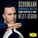 Composer: Sa Line - Schumann シューマン / 交響曲第1番『春』、第3番『ライン』 ヤニク・ネゼ=セガン & ヨーロッパ室内管弦楽団 【SHM-CD】