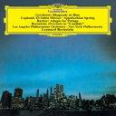 作曲家名: Ka行 - Gershwin ガーシュウィン / ガーシュウィン: ラプソディ・イン・ブルー、バーバー: アダージョ、他 レナード・バーンスタイン & ロサンジェルス・フィル、ニューヨーク・フィル 【SHM-CD】