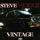 藝人名: V - Vmf A.k.a. Steve Vicious / Vintage 【CD】