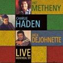 Pat Metheny パットメセニー / Live - Montreal '89 【LP】