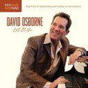 David Osborne / Pop Goes The Piano: Let It Go 輸入盤 【CD】