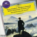 作曲家名: Sa行 - Schubert シューベルト / シューベルト:『さすらい人』幻想曲、シューマン:幻想曲 ポリーニ(p) 輸入盤 【CD】