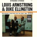 Louis Armstrong / Duke Ellington / Together For The First Time (180グラム重量盤) 【LP】