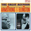 Louis Armstrong / Duke Ellington / Great Reunion (180グラム重量盤レコード) 【LP】