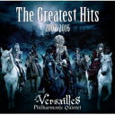【送料無料】 Versailles ベルサイユ / The Greatest Hits 2007-2016 【初回限定盤】 【CD】