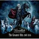 【送料無料】 Versailles ベルサイユ / The Greatest Hits 2007-2016 【CD】