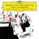 初期放送録音 (1960, 1966) :マルタ・アルゲリッチ(ピアノ) (2枚組 / 180グラム重量盤レコード) 【LP】