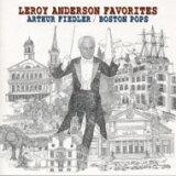Anderson 安德森 /名曲集∶ Fiedler / Boston Pops.o 【CD】[Anderson アンダーソン / 名曲集: Fiedler / Boston Pops.o 【CD】]