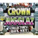 【送料無料】 Mighty Crown マイティークラウン / Crown Jugglaz -collector's Box Set- 【CD】