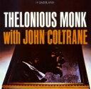 艺人名: T - Thelonious Monk セロニアスモンク / Thelonious Monk With John Coltrane 【SHM-CD】