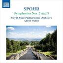 Composer: Sa Line - Spohr Louis (Ludwig) シュポア / 交響曲第2番、第9番『四季』 アルフレート・ヴァルター & コシツェ・フィル 輸入盤 【CD】
