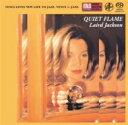 艺人名: L - 【送料無料】 Laird Jackson / Quiet Flame: バラードの夜 【SACD】